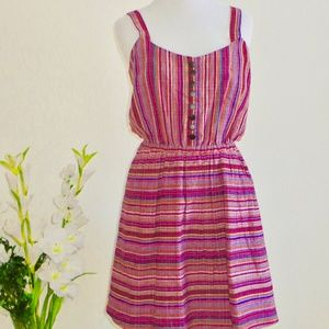 LUCCA COUTURE /Urban Outfitters Striped Dress